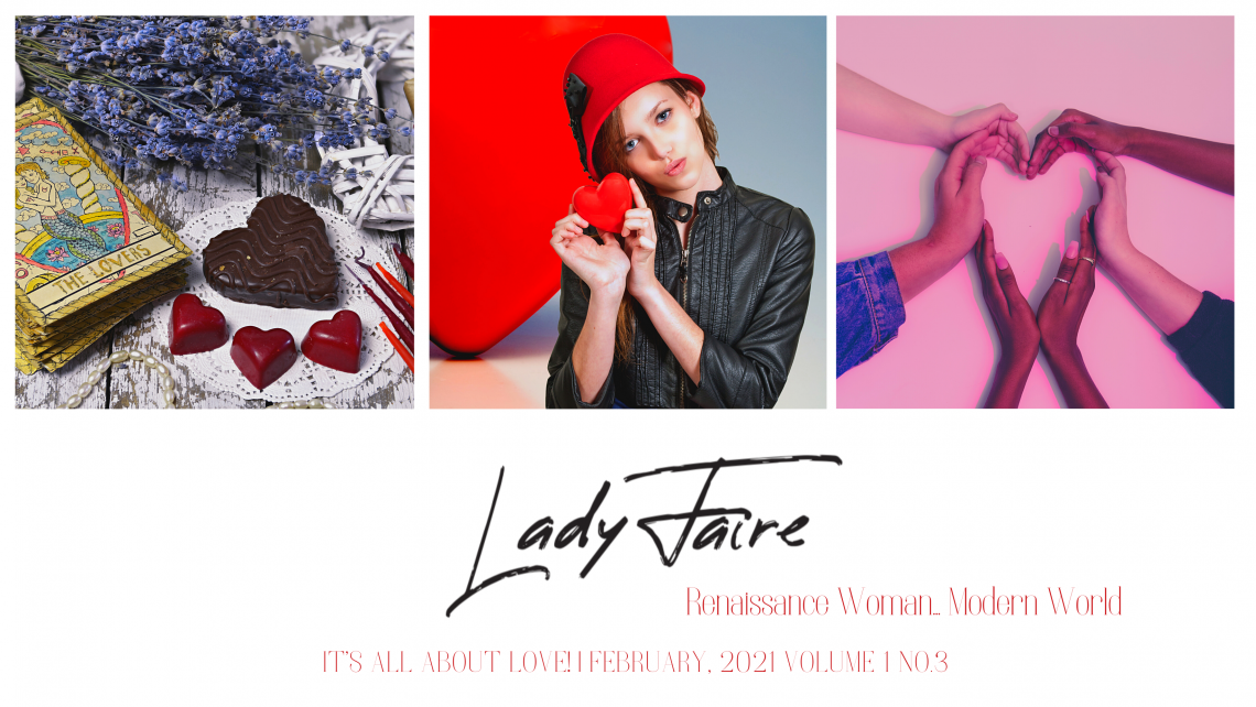 LadyFaire Magazine