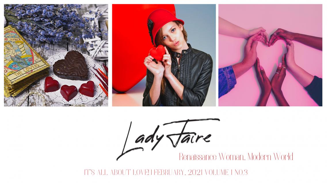 LadyFaire Magazine